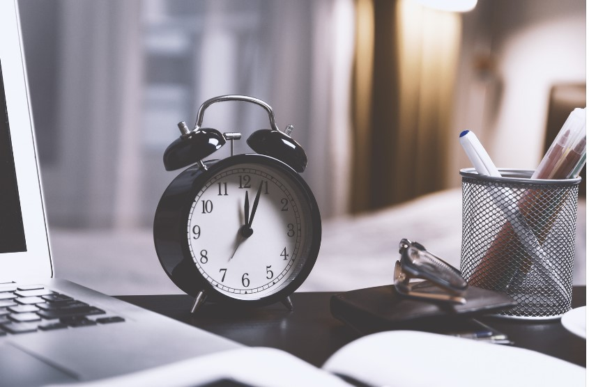 Como fazer uma melhor gestão de tempo com um despertador
