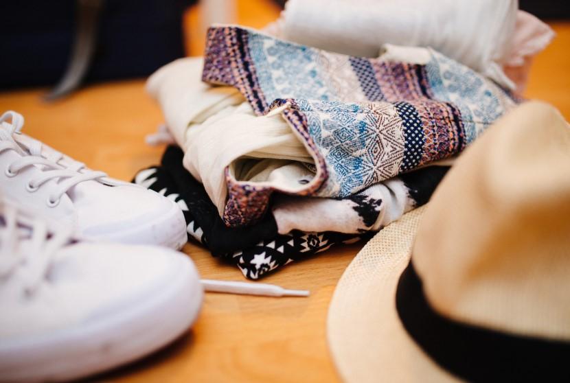 Como viajar com uma mala nas férias de verão