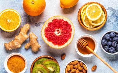 Como preparar o sistema imunitário para o tempo frio